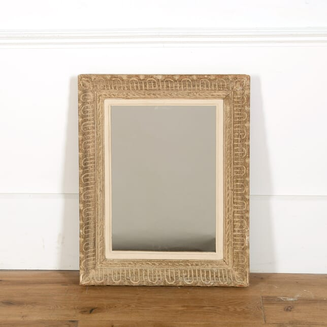 French Carved Framed Mirror MI358966