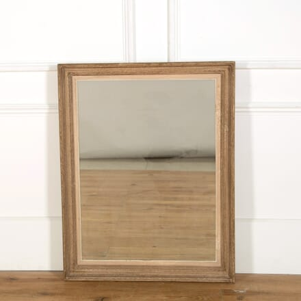 French Carved Framed Mirror MI358967