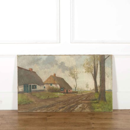 French Oil Painting WD358072