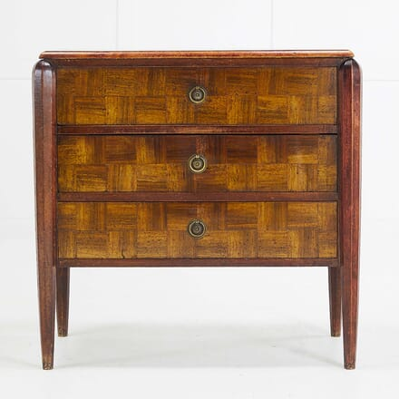 French Parquetry Commode CC068470