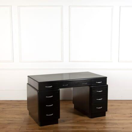 French Pillar Desk DB748849