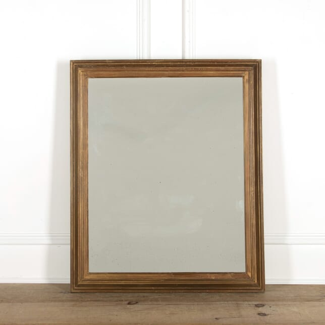 French Simple Framed Mirror MI448877