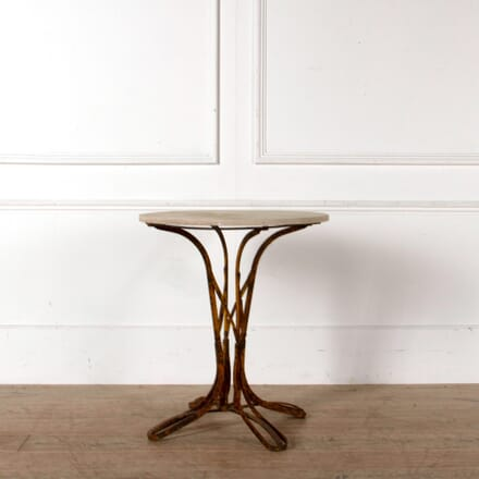 Pair of French Garden Tables GA2556966