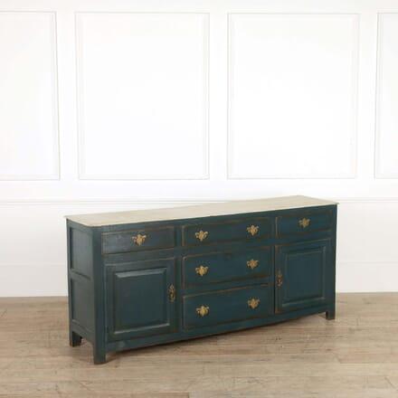 George III Dresser Base BU048724