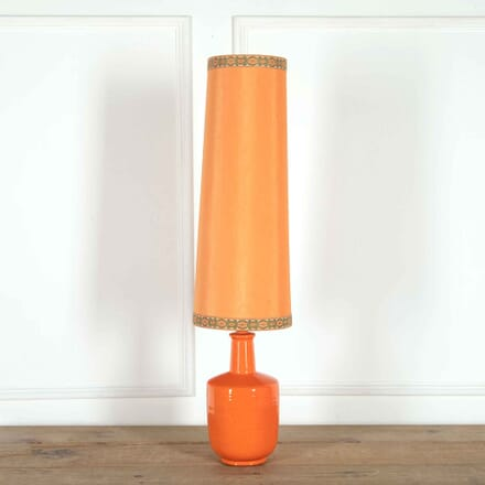 German Mid Century Extra Large Table Lamp LT598068
