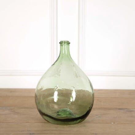 Green Glass Bottle DA718284