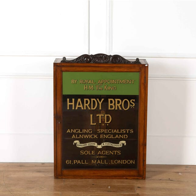 Hardy Bros Display Cabinet BK538203