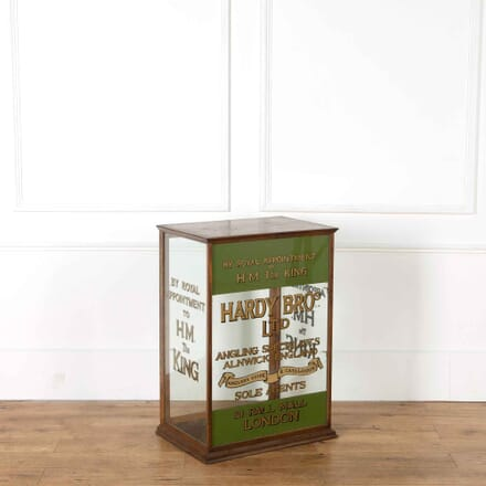 Hardy Brothers Glass Display Cabinet CU538192