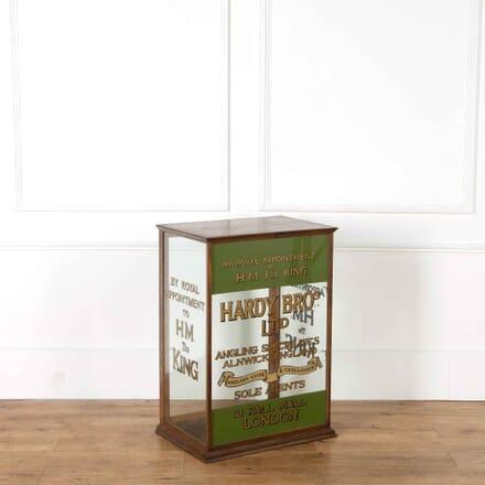 Hardy Brothers Glass Display Cabinet CU538192