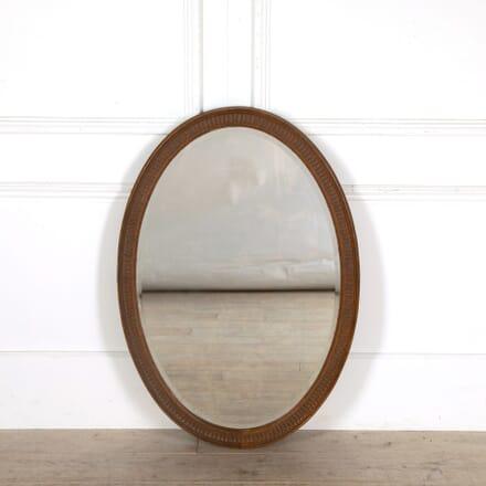 Heals Style Oak Mirror MI058550