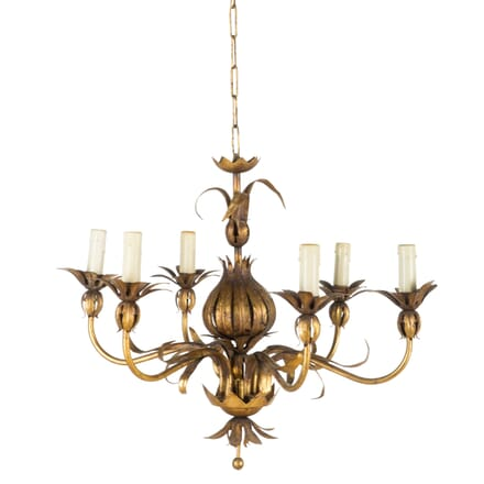 Hollywood Regency Style Chandelier LC1559585