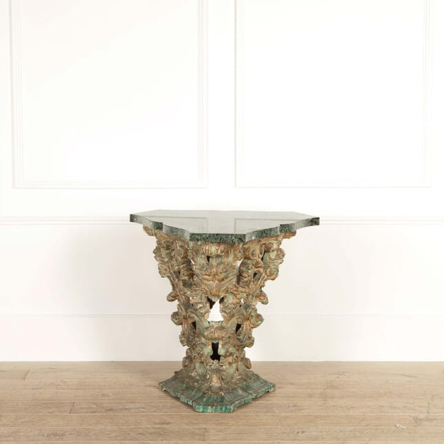 Italian Baroque Centre Table TC528793