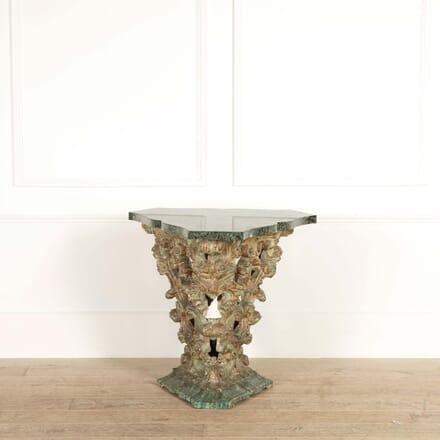 Italian Baroque Centre Table TC528793