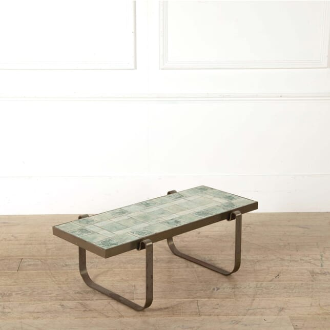 Jacques Blin Ceramic Low Table CT298561