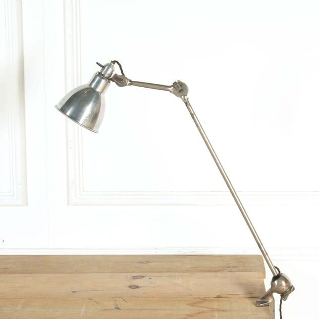 Lampe Gras Model 201 by Bernard Albin Gras LT298545