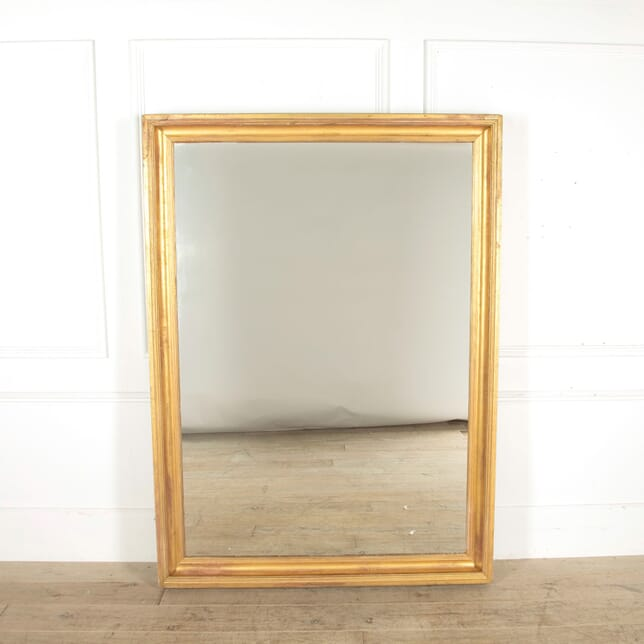Large 19th Century Gilt Mirror MI998949