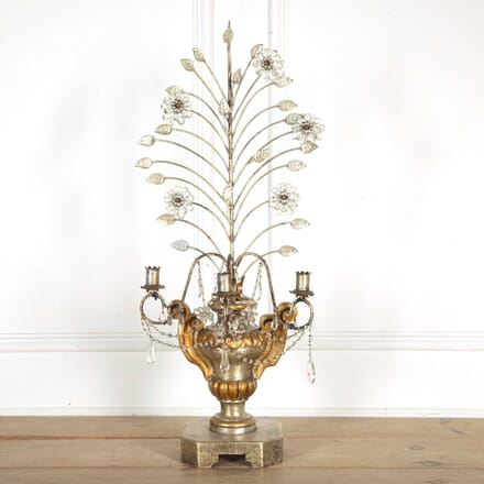 Large Bagues Style Single Candelabrum DA138302