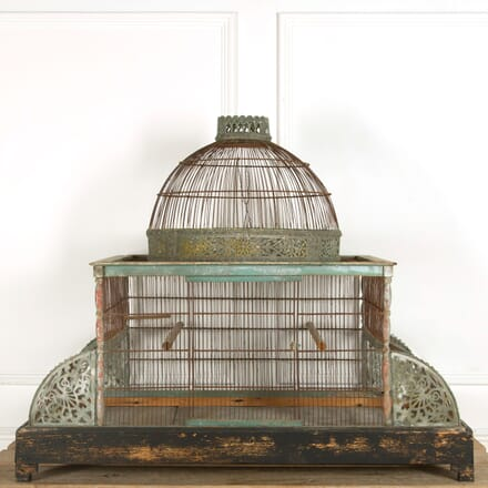 Large Decorative 19th Century Bird Cage DA608890