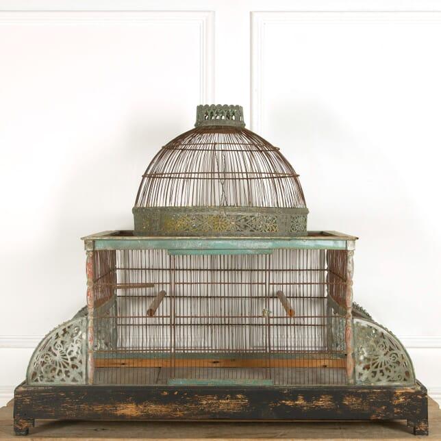 Large Decorative 19th Century Bird Cage DA608890