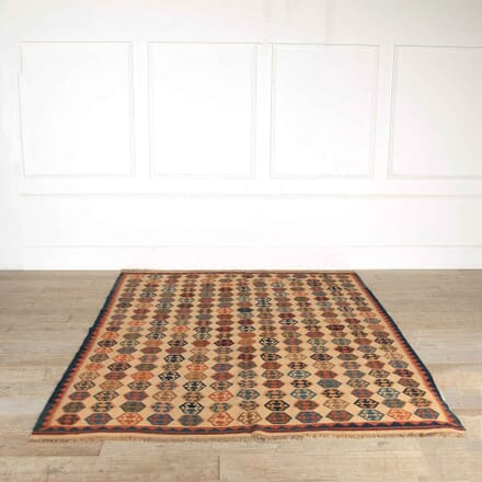 Large Iranian Wool Kilim RT998166