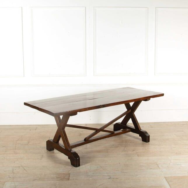 Late 18th Century Fruitwood Farmhouse Table TD398362