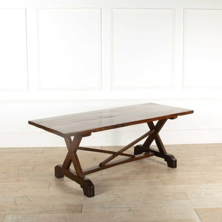 Late 18th Century Fruitwood Farmhouse Table TS398362