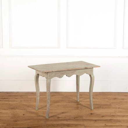 Late 19th Century Swedish Side Table CO908331