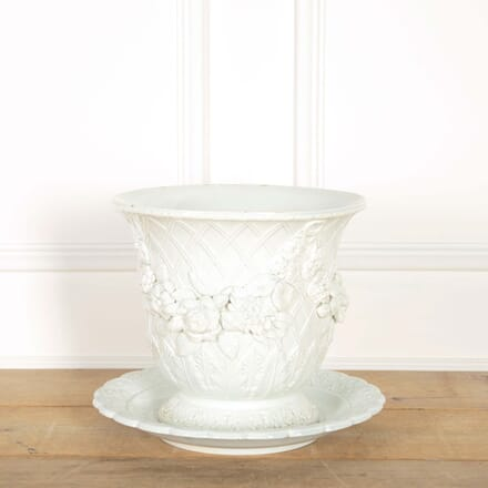 Late French 19th Century Planter GA528806