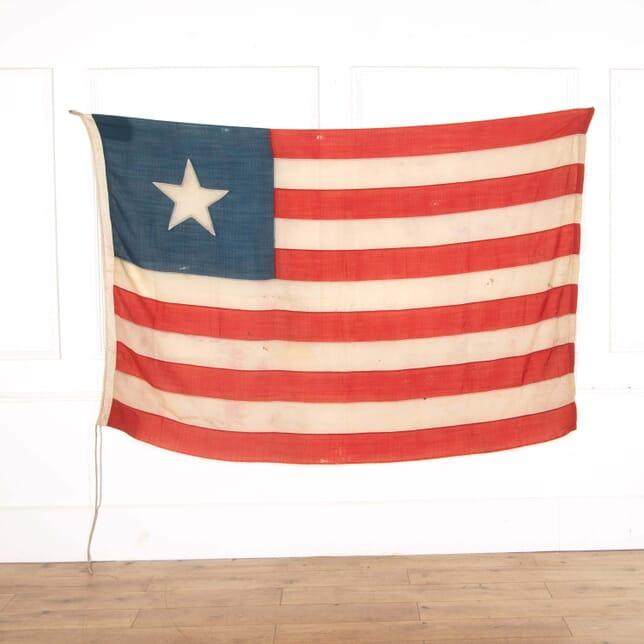 Liberian Independence Flag DA518560