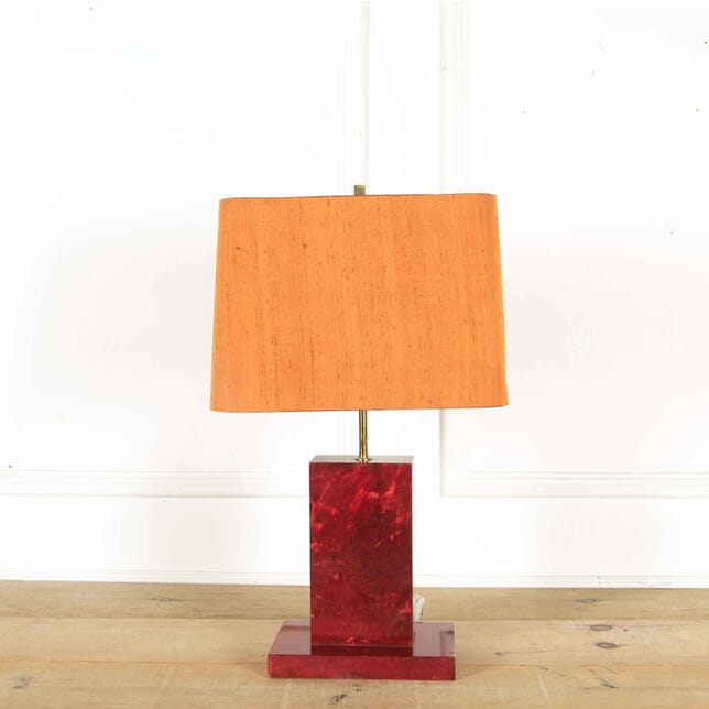 Large Mid-Century Aldo Tura Table Lamp LT298129