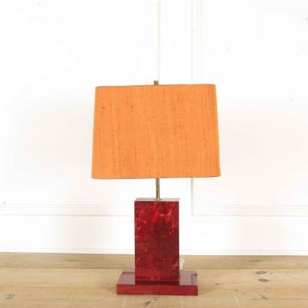 Large Mid-Century Aldo Tura Table Lamp LT298129