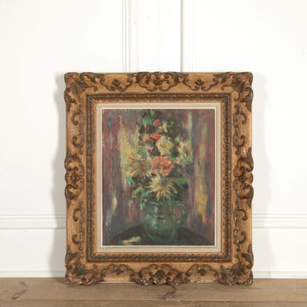 Ludwig Klimek Oil on Board Painting WD288459