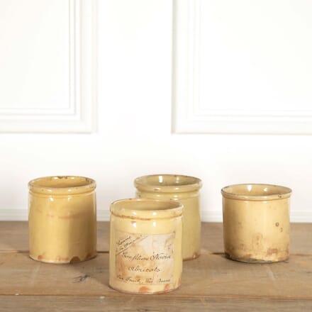 Medium Yellow Terracotta Jar DA448736