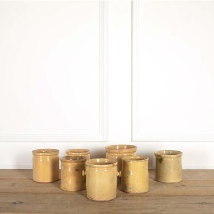 Meduim Yellow Pots DA448733