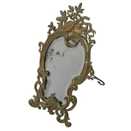 19th Century Table Top Mirror MI154196