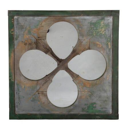 Quatrefoil Mirror MI155465
