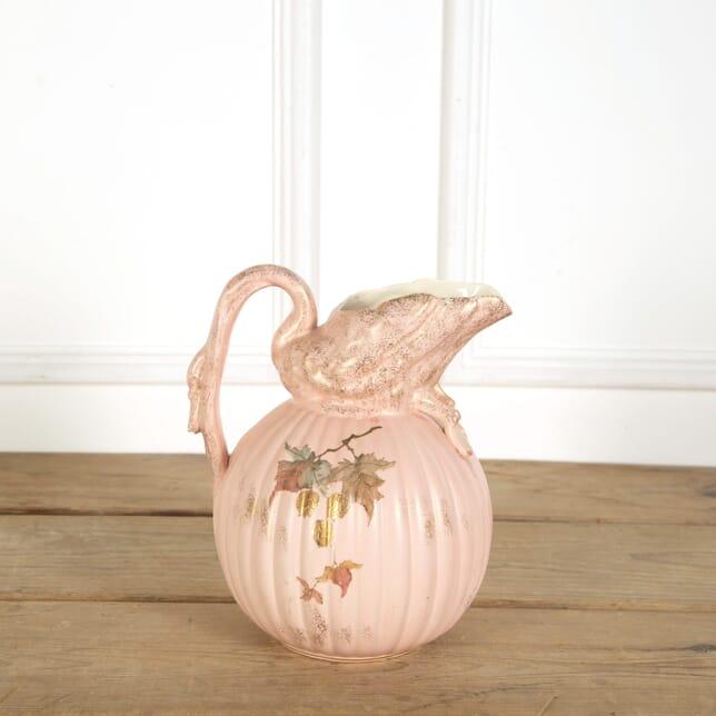 Mid Century Plush Pick Jug Vase DA598859
