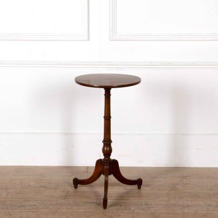 Mahogany Lamp Table CO208222