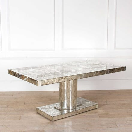 Mirrored Mosaic Dining Table by Daniel Clement TD748143