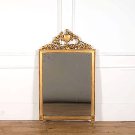 Neo-Classical Gilt Mirror MI478837