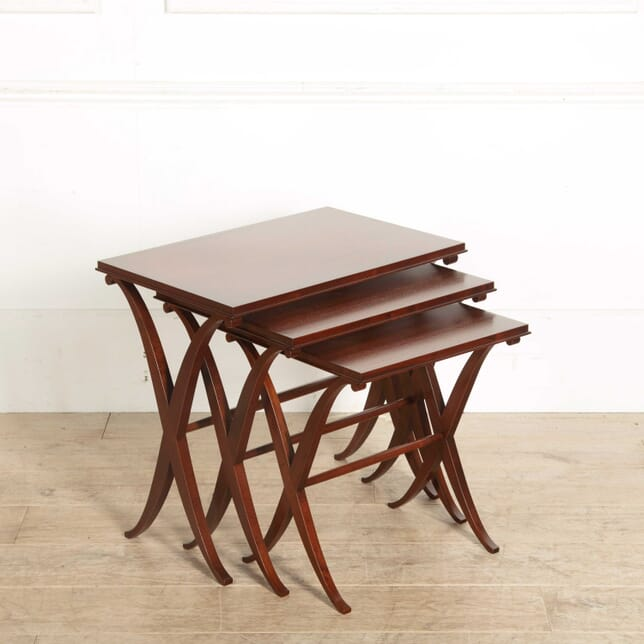 Nest of Late Art Deco Tables CT308396