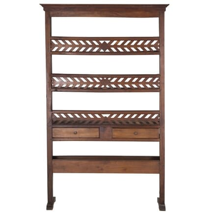 Late 19th Century French Fruitwood Vassalier OF994504