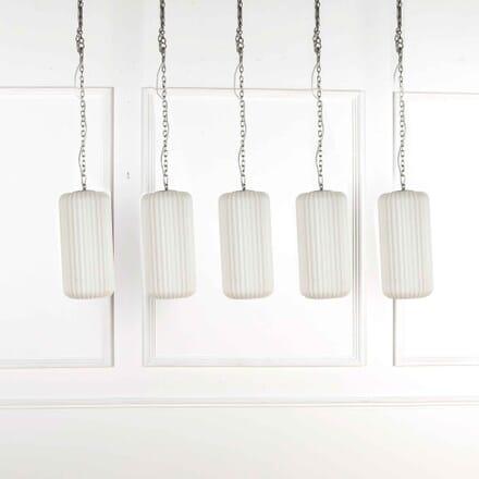 Opaque Pendant Lights LL538196