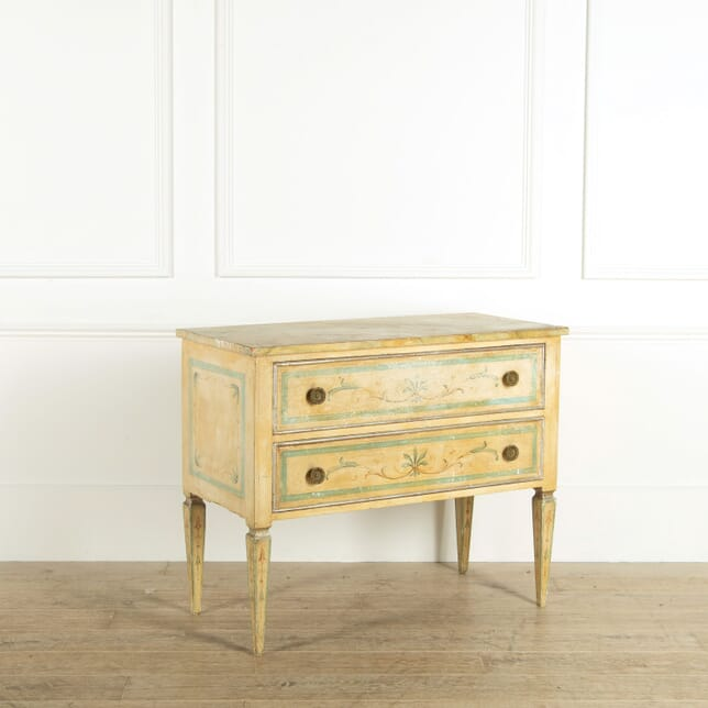 Painted Commode CB528795