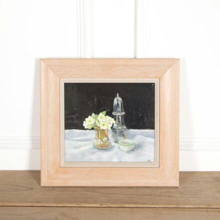 Primroses Still Life Oil Painting WD688047