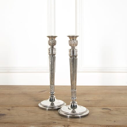 Pair of 20th Century Candle Sticks DA998811