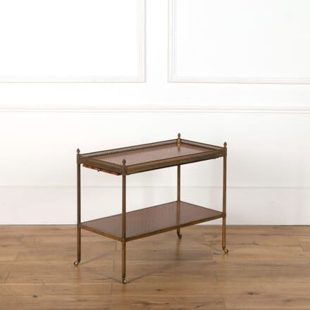 20th Century English Two Tier Side Table BK638685