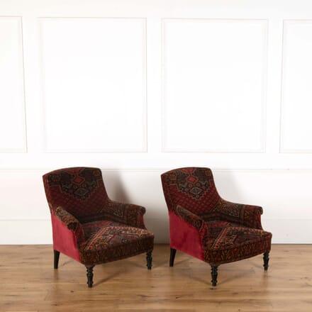 Pair of Carpet Chairs DA558648
