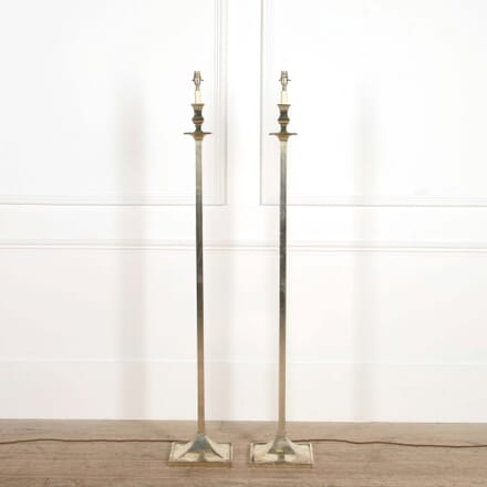 Pair of French Floor Lamps LF908720