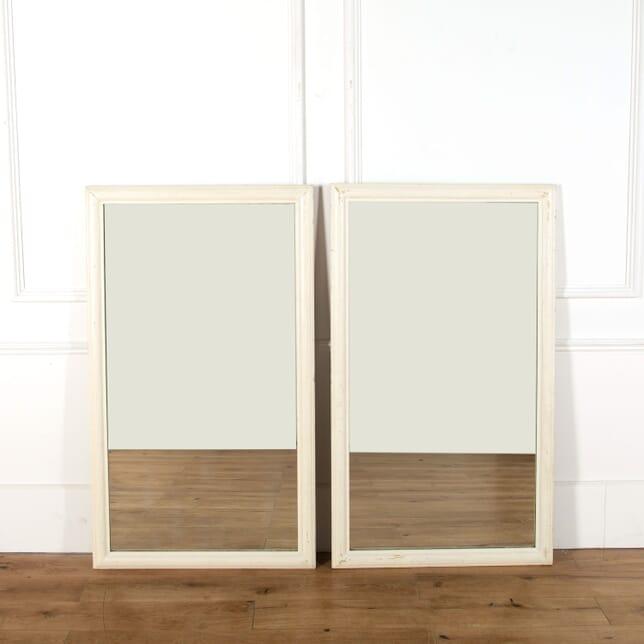 Pair of Plaster Framed Mirrors MI748839